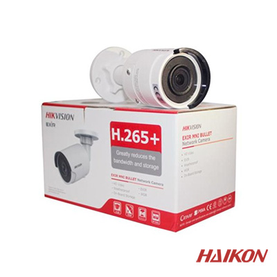 Haikon DS-2CD2085FWD-I 8 Mp Ip Bullet Kamera