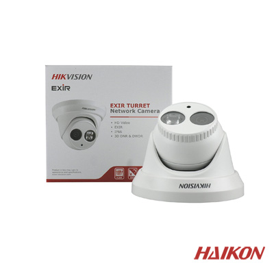 Haikon DS-2CD2342WD-I 4 Mp Wdr Exir Turret Ip Kamera