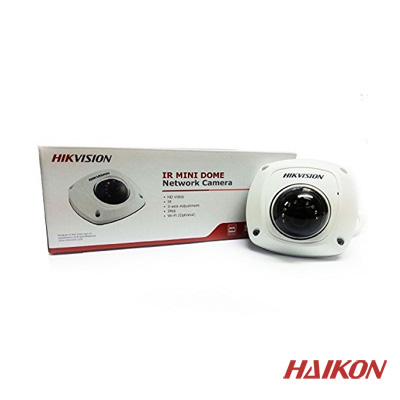 Haikon DS-2CD2542FWD-IS 4 Mp Wdr Ir Mini Dome Ip Kamera