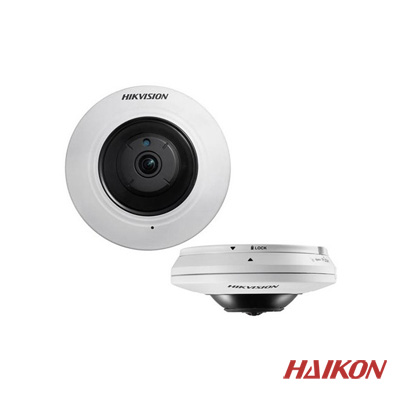 Haikon DS-2CD2955FWD-IS 5 Mp Ip Fisheye Kamera