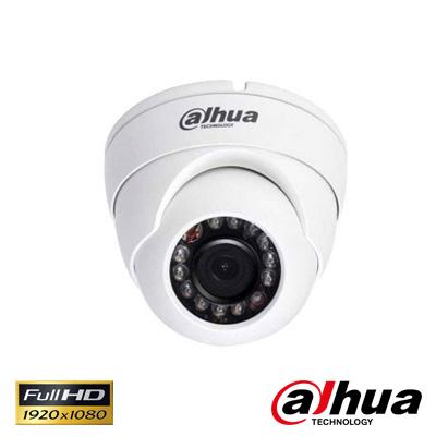 Dahua HAC-HDW2231MP-0280B 2 Mp 1080P Wdr Starlight Hdcvi Dome Kamera