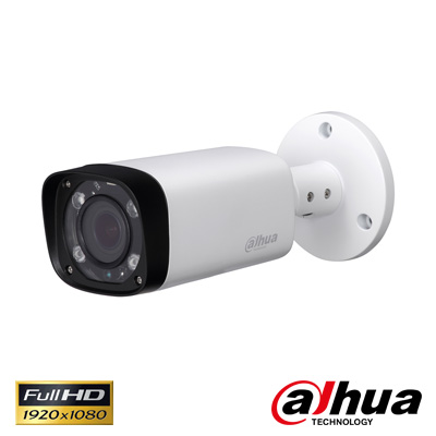 Dahua HAC-HFW1200RP-VF-IRE6-S3 2Mp 1080P Waterproof IR Bullet ( HDCVI+AHD+TVI+Analog ) Kamera