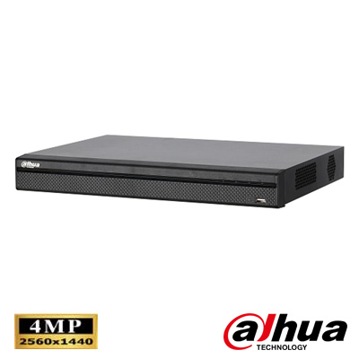 Dahua HCVR7216AN-4M 16 Kanal 4 Mp Tribrid DVR