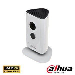 Dahua IPC-C35 3 Mp Hd Ir Küp Ip Kamera