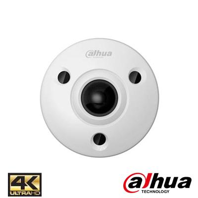 Dahua IPC-EBW81200-IVS 12 Mp Ultra Hd Ir Vandalproof Fisheye Kamera