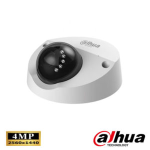 Dahua IPC-HDBW4431FP-AS-0280B 4 Mp Full Hd Waterproof Wdr Ir Dome Ip Kamera