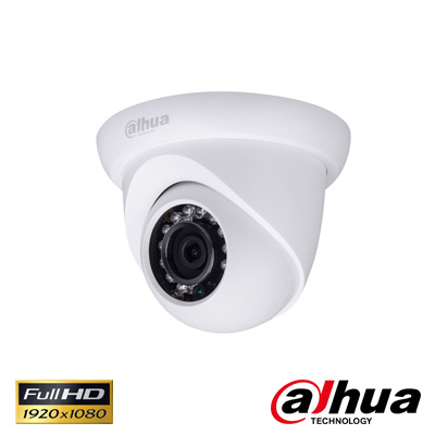 Dahua IPC-HDW1220SP-0280B 2 Mp Full Hd Ir Dome Ip Kamera