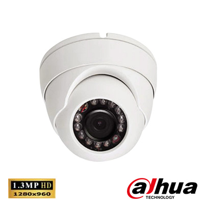Dahua IPC-HDW4120MP-0280B 1.3 Mp Hd Ir Dome Ip Kamera