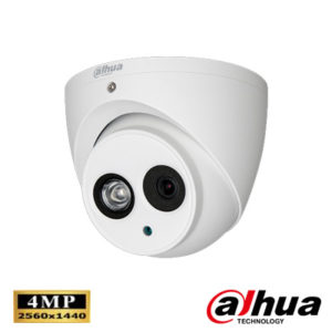 Dahua IPC-HDW4421EP-AS-0360B 4 Mp Full Hd Wdr Vandalproof Ir Dome Ip Kamera