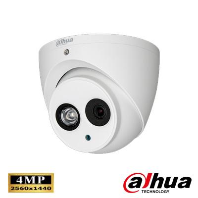 Dahua IPC-HDW4431EMP-AS-0280B 4 Mp Full Hd Wdr Vandalproof Ir Dome Ip Kamera