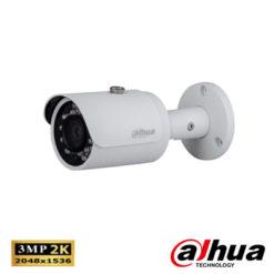 Dahua IPC-HFW1320SP-0360B 3 Mp Full Hd Waterproof Ir Bullet Ip Kamera