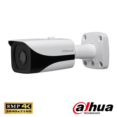 Dahua IPC-HFW5830EP-Z 8 Mp Ultra Hd Waterproof Ir Bullet Ip Kamera
