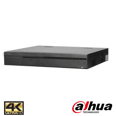 Dahua NVR5424-24P-4KS2 24 Kanal 24 PoE 1,5U 4K H.265 Pro NVR