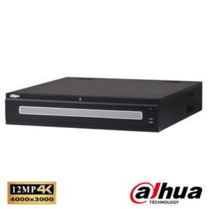 Dahua NVR608-64-4KS2 64 Kanal 2U Ultra 4K H.265 NVR