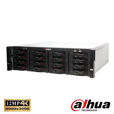Dahua NVR616-128-4K 128 Kanal 3U Ultra 4K NVR