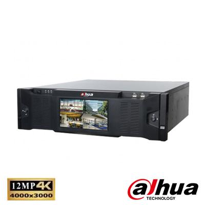 Dahua NVR616DR-128-4K 128 Kanal 3U Ultra 4K NVR
