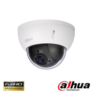 Dahua SD22204T-GN 2 Mp Full Hd Wdr Dahili Mini Ptz Dome Ip Kamera