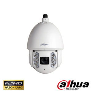 Dahua SD6AE230F-HNI 2 Mp Full HD 30X Wdr Star-Light Ip Ptz Dome Kamera