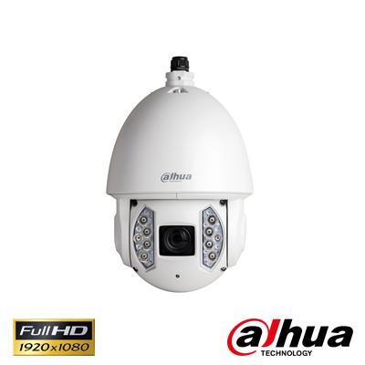 Dahua SD6AE230F-HNI 2 Mp Full HD 30X Wdr Star-Light Ip Ptz Dome Kamera