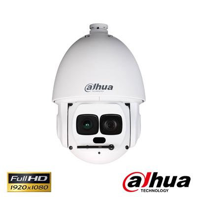 Dahua SD6AL830V-HNI 8 Mp 4K Ip 500 metre Lazer Ptz Speed Dome Kamera