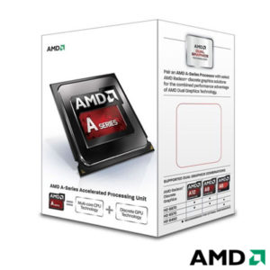AMD A4 6300 X2 3.7 GHz 1MB FM2 65W