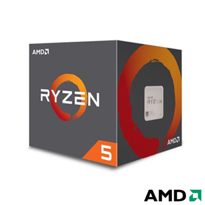 AMD Ryzen 5 1400 3.2/3.4GHz AM4 4C/8T 10MB