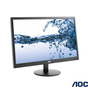 "AOC 21.5"" E2270SWN LED Monitör 5ms Siyah WIDE"
