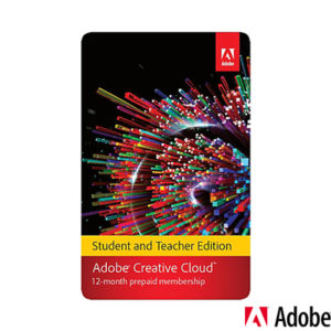 Adobe Creative Cloud for teams MLP 1 Kullanıcı 1Yıl