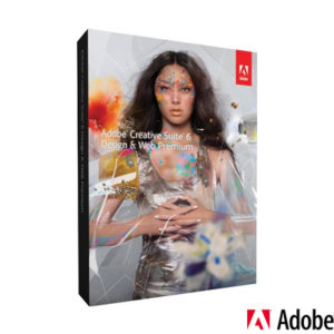 Adobe Desing and Web Prem. CS6 Mac Student TR