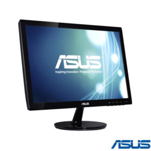"Asus 18.5"" VS197DE LED Monitör 5ms Siyah"