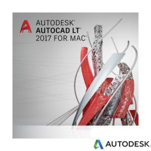 Autodesk AutoCAD LT 2017 MAC-3 Yıllık Abonelik