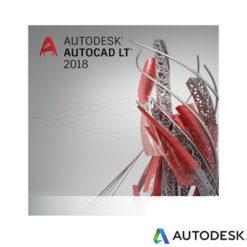 Autodesk AutoCAD LT 2018 Windows-3 Yıllık Abonelik