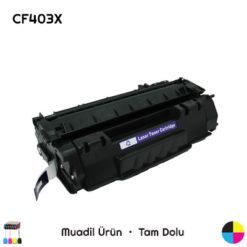 HP CF403X Muadil Toner