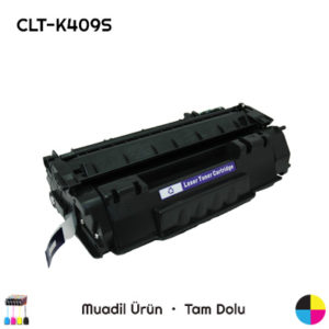 Samsung CLT-K409S (315) Siyah Muadil Toner