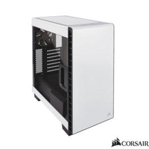 Corsair Carbide Clear 400C Beyaz CC-9011095-WW