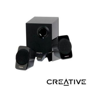 Creative A120 2+1 9W Speaker / Siyah Hoparlör