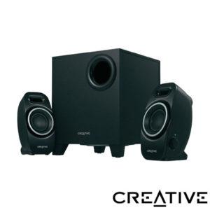 Creative A250 2+1 12W Speaker / Siyah Hoparlör