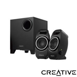 Creative A350 2+1 16W Speaker / Siyah Hoparlör