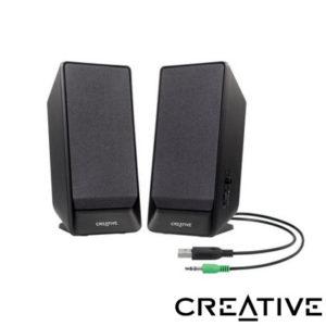Creative A50 1+1 2W USB-Speaker / Siyah Hoparlör