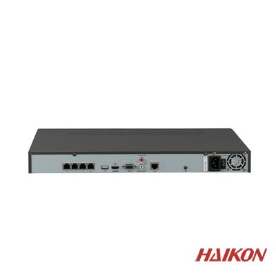 Haikon DS-7604NI-E1/4P 4 Kanal Nvr
