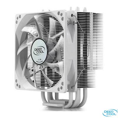 Deep Cool Gammaxx 400 White 120x25mm CPU Fan
