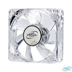 Deep Cool XFAN 80L/B Mavi Led 80mm Kasa Fanı
