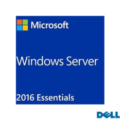 Dell W2K16ESN-ROK MS Server 2016 Essentials 25 Kullanıcı