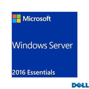Dell W2K16ESN-ROK MS Server 2016 Essentials 25 Kullanıcı