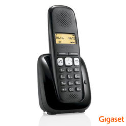 Gigaset A250 Dect Telefon Siyah - Telsiz Telefon