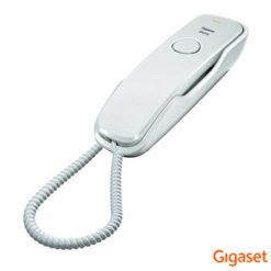 Gigaset DA210 Kablolu Duvar Telefonu Beyaz