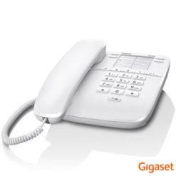 Gigaset DA310 Kablolu Masa Telefonu Beyaz