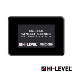 HI-LEVEL 120 GB SSD Disk SSD30ULT/120G + Aparat
