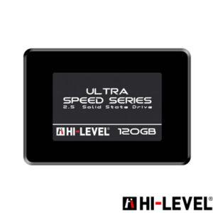 HI-LEVEL 120 GB SSD Disk SSD30ULT/120G + Aparat