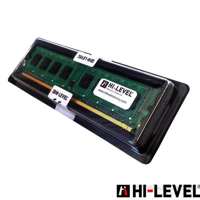 HI-LEVEL 4GB 1600 DDR3 RAM Kutulu HLV-PC12800D3-4G